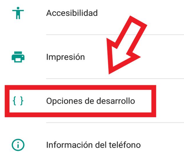 Cómo Modificar DPI Android