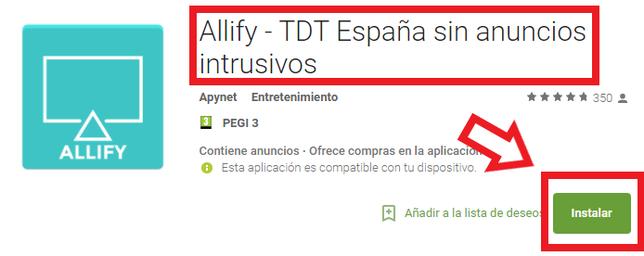 Descargar Allify