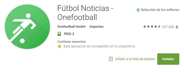Fútbol Noticias - Onefootball