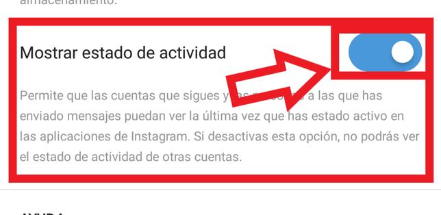 Cómo Desactivar La Última Hora De Conexión En Instagram