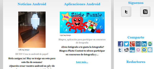 Android Excellence Cumple 5 Años