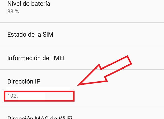 Cómo Saber Cual Es Mi Ip En Android