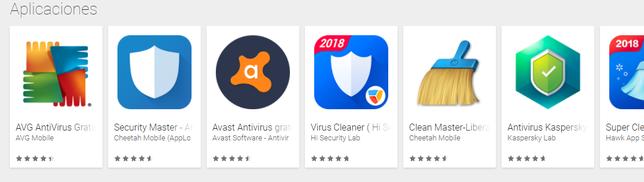 Aplicaciones De Antivirus