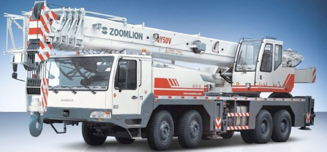 Zoomlion QY50V - 50T PDF manuals