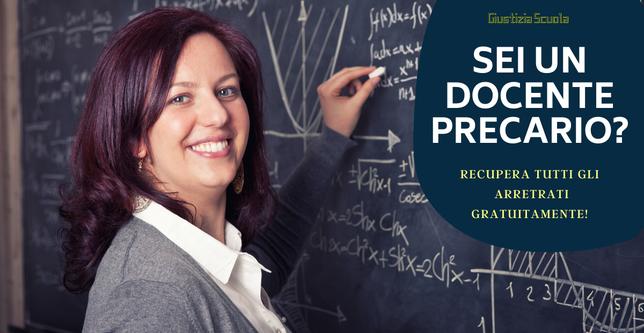 retribuzione professionale docente, arretrati docente, stipendi docente, stipendi scuola, ricorso scuola, ricorsi scuola,