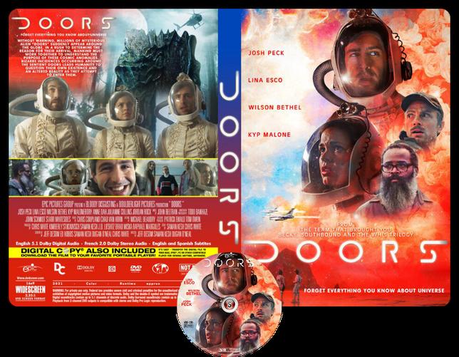 Doors - Copertina DVD + CD