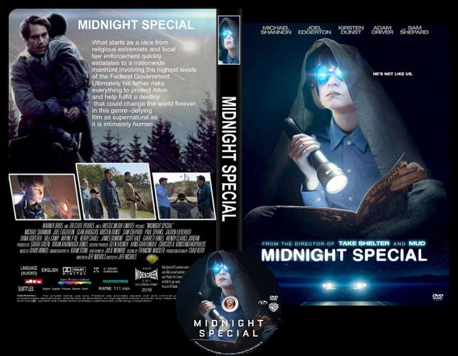Midnight special - Copertina DVD + CD