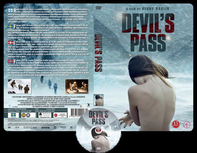 The Dyatlov Pass Incident - Il passo del diavolo   -Copertina DVD + CD