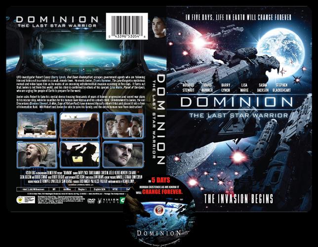 Dominion - Copertina DVD + CD