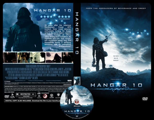 Hangar 10 - Copertina DVD + CD