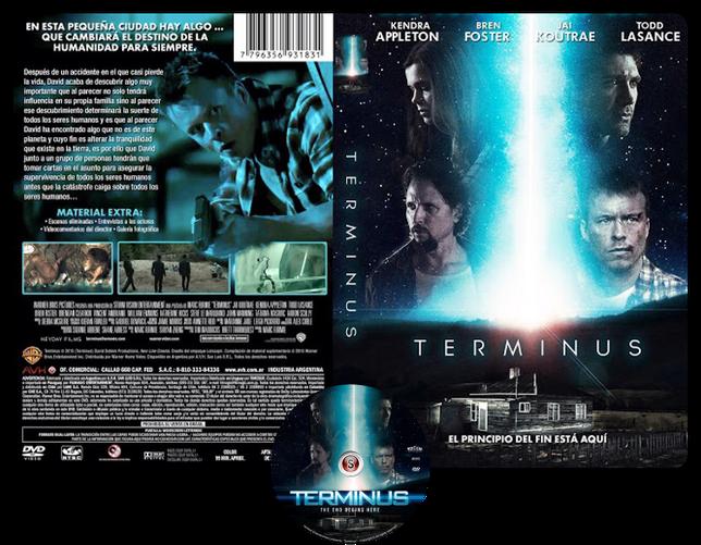 Terminus - Copertina DVD + CD