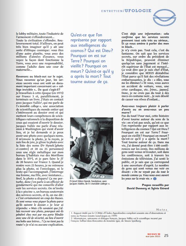 Nesux n° 98 Maggio Giugno  2015 - Pag. 25