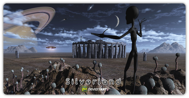 Alien Explorers.1. - by MasPix