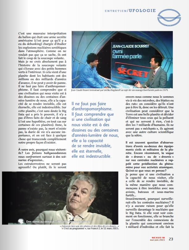 Nesux n° 98 Maggio Giugno  2015 - Pag. 23