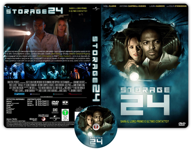 Storage 24 - Copertina DVD + CD