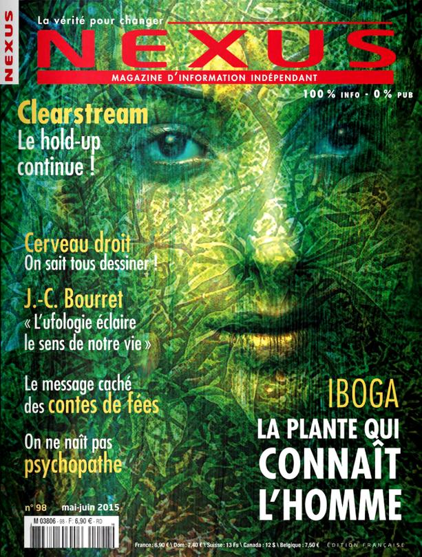 Nesux n° 98 Maggio Giugno  2015 - Copertina