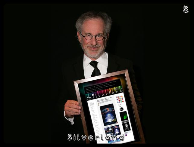 Steven Spielberg - by Silver