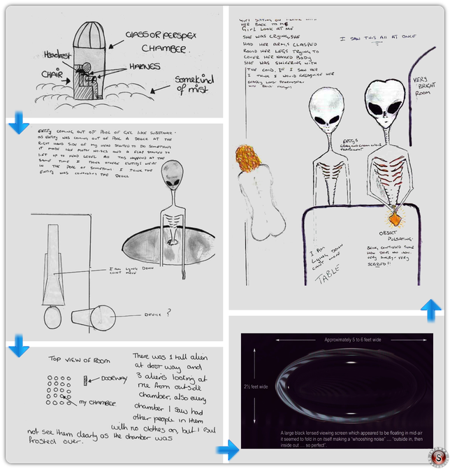 UFO Cases Files Of Scotland Image story - Realizzazione grafica Silverland