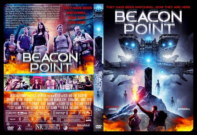 Beacon Point - Copertina DVD + CD