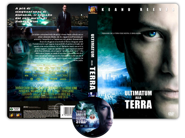 Ultimatum alla Terra - The Day the Earth Stood Still - Locandina - Poster