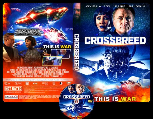 Crossbreed Copertina DVD + CD