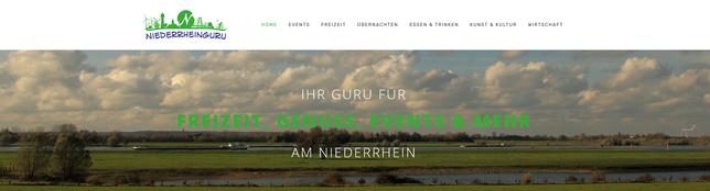 NIEDERRHEINGURU.de .....Die Seite mit Informationen zum Niederrhein