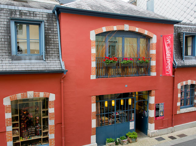 La Boutique MG à Bagnères de Bigorre dans les Hautes Pyrénées (anciennement L'Atelier MG)