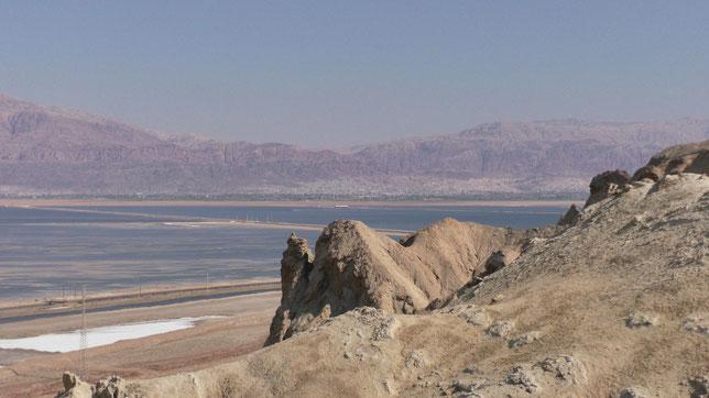 Окрестности Мёртвого моря