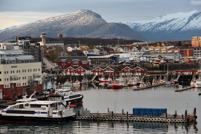 Bodø - Winter im hohen Norden