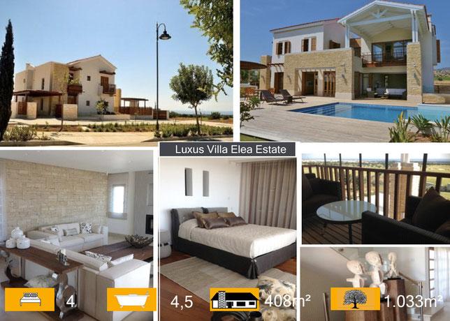 Haus am Golfplatz Zypern kaufen