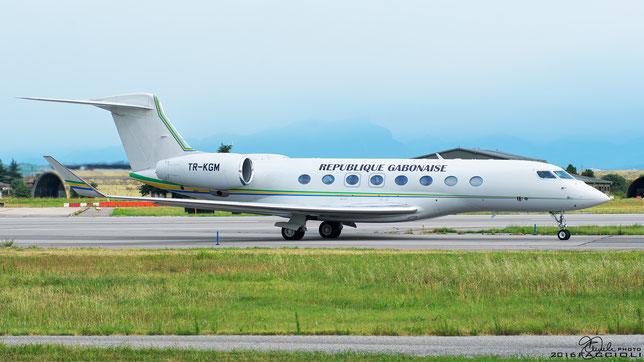 TR-KGM G650ER 6137 Republique Gabonaise - per gentile concessione di Daniele Faccioli (tutti i diritti riservati)