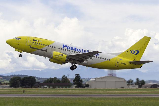 EI-FGX B737-3Q8 28054/3016 Mistral Air @ Aeroporto di Verona - 12/06/2016 © Piti Spotter Club Verona