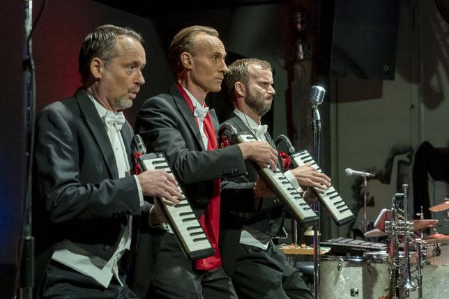 Musica Bayreuth: Konzert Bidla Buh in der Panzerhalle