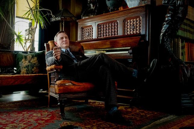 Daniel Craig, un mystérieux détective privé chargé de résoudre une drôle d'affaire (©Metropolitan Films).