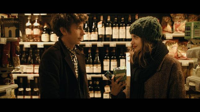 Benoît Chauvin et Camille Claris sont les deux jeunes principaux acteurs du film (©Filmarium Distribution).
