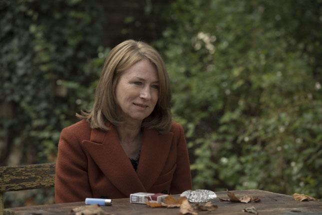 Lara Jenkins (Corinna Harfouch) n'est appréciée ni par ses ex-collègues ni par sa famille (©KMBO Films).