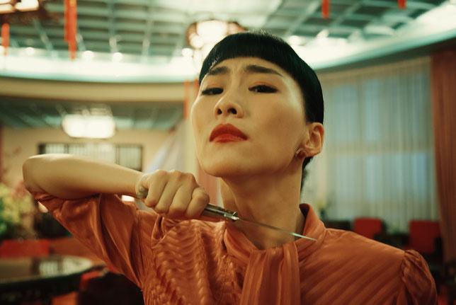 L'actrice Wu Ke-Xi, qui interprète ici le personnage de Nina Wu, a également écrit le scénario du film (©Épicentre Films).