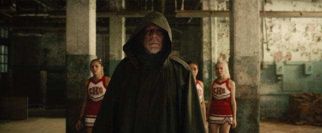 Bruce Willis est devenu un héros qui protège la population de Philadelphie (©The Walt Disney Company).