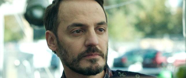 L'acteur italo-belge Fabrizio Rongione, habitué des films des frères Dardenne, tient ici le rôle principal (©Destiny Films).