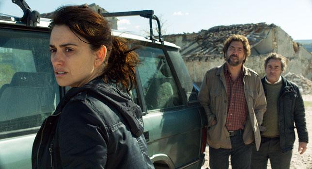 Penélope Cruz et Javier Bardem, réunis à l'écran pour la neuvième fois (©Teresa Isasi/Memento Films).