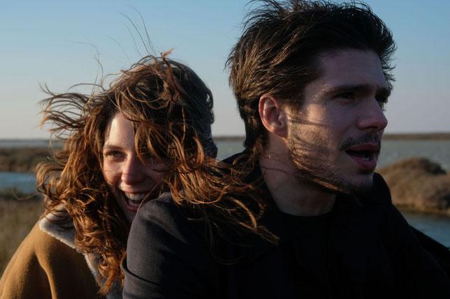 Joséphine Japy et François Civil, couple idéal (©Mars Films).