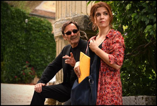 Jean-Pierre Bacri et Agnès Jaoui, toujours complices comme scénaristes et acteurs (©Guy Ferrandis/SBS Films/Le Pacte).