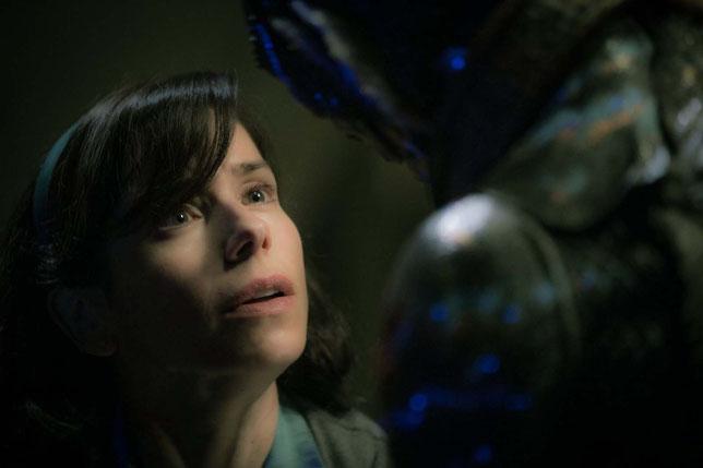 Pour Sally Hawkins, c'est l'amour monstre (©20th Century Fox).