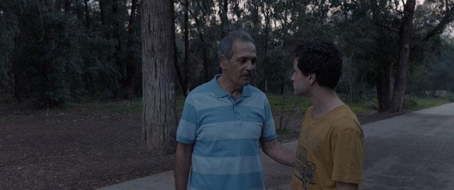 Le père croit connaître son fils, jusqu'au jour où celui-ci décide de partir pour la Syrie... (©Bac Films).