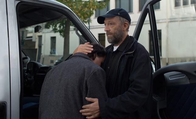Vincent Cassel a un rôle émouvant dans ce film (©Gaumont).