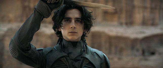 """Timothée Chalamet est Paul, le héros de """"Dune"""" appelé à un destin hors du commun (©Warner Bros.)."""