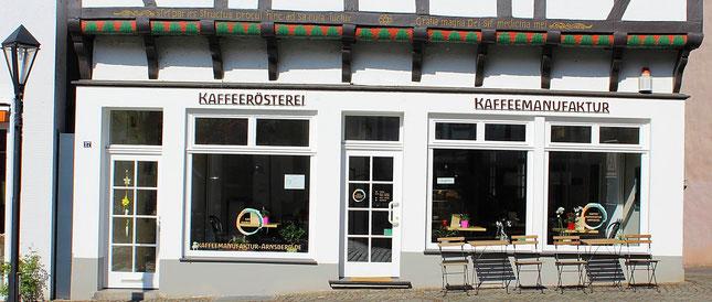 Kaffeemanufaktur Arnsberg am Alten Markt