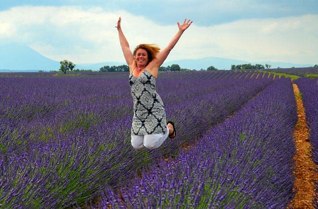 bio lavendel aus der Provence ist in unseren bio sprays mit lavendelöl für babys und kids