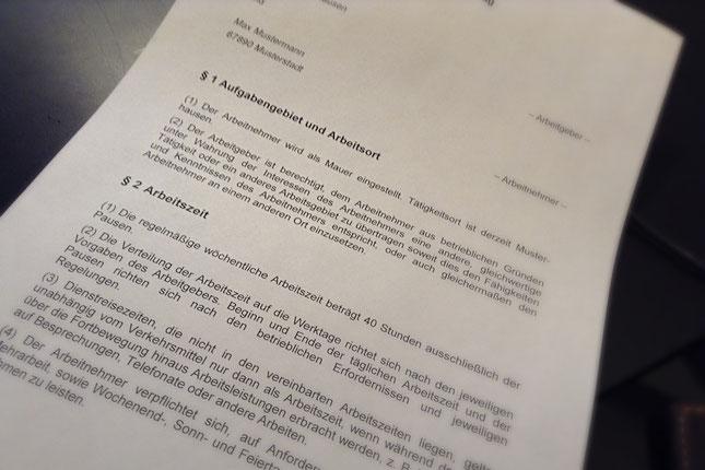 Arbeitsrecht Arbeitnehmer Kanzlei Kerkamm Sylt