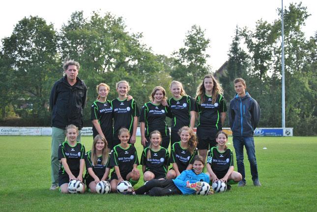 C-Juniorinnen 2014-2015